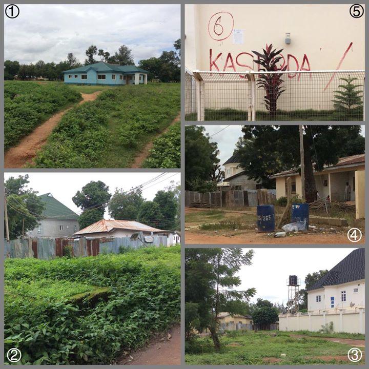 Kaduna Encroached Lands